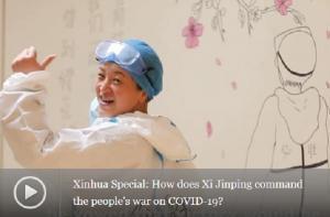Propaganda in vremea pandemiei: Cum a coordonat Xi Jinping (secretarul general al Partidului Comunist Chinez) lupta poporului chinez impotriva COVID-19