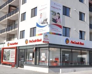ProCredit Holding a devenit actionarul majoritar al ProCredit Bank Romania