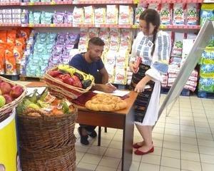 Peste 100 de producatori romani de fructe si legume devin furnizori ai unei retele de hypermarketuri