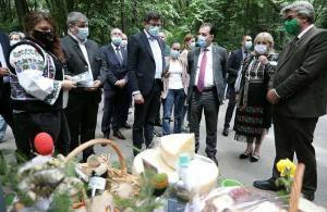 Noua marca inregistrata pentru produsele din ariile naturale romanesti: Produs in Arie Naturala Protejata