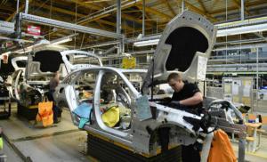 Industria auto a Germaniei a atins cel mai mic nivel din ultimii 23 de ani