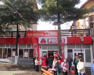 PROFI a inaugurat magazine la Deva, Borsa si Constanta