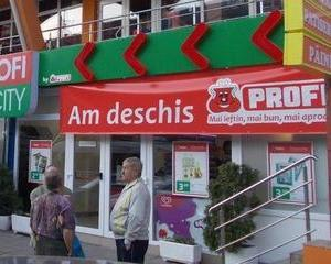 Profi deschide magazine la Oradea, Timisioara si Medias