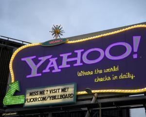 Profiturile companiei Yahoo s-au majorat cu 46%