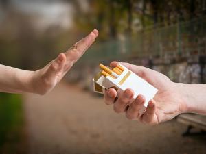 USR cere interzicerea fumatului in parcuri si in masinile in care se afla minori si femei insarcinate, dar si inasprirea amenzilor