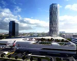 Centrul comercial Promenada se deschide la mijlocul lunii octombrie