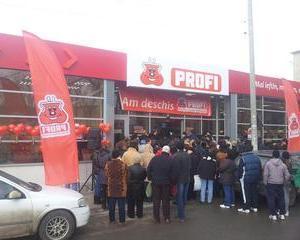 PROFI a deschis primul sau magazin din Giurgiu