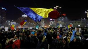 Romania, din nou in strada, unita intr-un singur grai