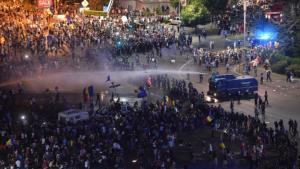 Parchetul General face publica MUNITIA cu care jandarmii au intervenit la protestul din 10 august