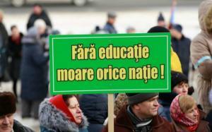 Se anunta proteste masive in Bucuresti: Sindicalistii din invatamant ies in strada