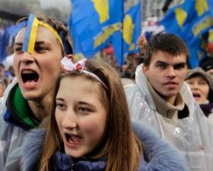 Ucrainenii isi muta protestele langa casa presedintelui