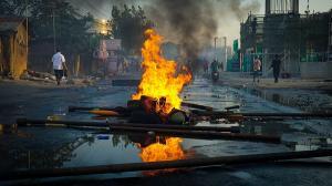 Recolta bogata de manifestatii de protest, in luna octombrie, in intreaga lume