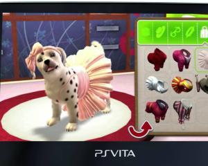 PlayStation Vita Pets, disponibil in Europa, de anul viitor