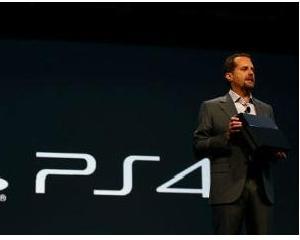 Sony a lansat consola PS4