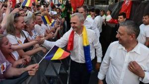 Miting PSD la Iasi: Demonstratie de forta sau sfidare la adresa UE?