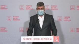 Ciolacu critica faptul ca am ramas fara ministru la Sanatate, in plina pandemie, dar anunta o motiune de cenzura, ca sa ramanem fara Guvern
