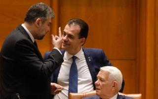 PSD depune motiune de cenzura. Ciolacu e hotarat sa darame Guvernul. Orban: Noi ne bucuram ca depun motiune