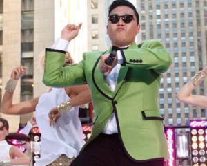 """Gangnam Style"" si Banca Nationala a Romaniei Style"