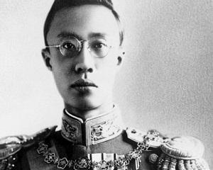 9 martie 1932: Pu Yi, ultimul imparat chinez devine regent al statului marioneta Manciukuo