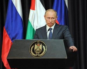 Presedintele Putin declara ca Rusia isi va onora contractele de livrari de gaz in Europa