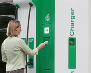 EVlink, solutia de incarcare electrica pentru masinile