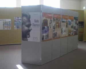 """Expozitia  """"Radu Florescu - viata si opera"""" a fost vernisata la Sibiu"""