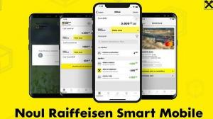 Raiffeisen Bank si-a lansat noile aplicatii de mobile si internet banking