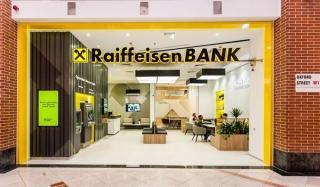Profit net de 280 milioane de lei pentru Raiffeisen Bank, in primul semestru din 2020
