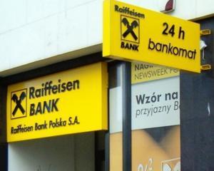Raiffeisen a demarat un program de crestere a profiturilor si de diminuare a cheltuielilor