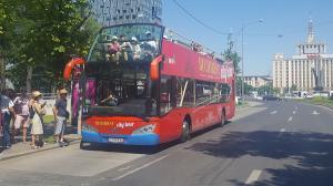De la 1 iunie RATB relanseaza linia turistica