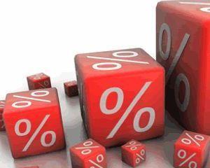 Restantele in lei s-au majorat cu 2,3%