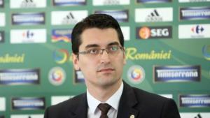 Razvan Burleanu a castigat un nou mandat la sefia FRF: