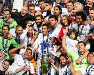 Spectacol la Lisabona: Real Madrid a castigat finala Ligii Campionilor cu 4-1. Atletico a condus pana in minutul 93