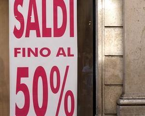 Micii antreprenori din Roma traiesc vremuri grele