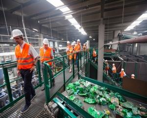 BERD, unul dintre cei mai importanti investitori straini in Romania, in vizita la fabricile Green Group