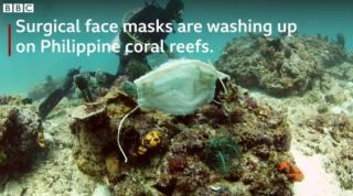 Deseurile medicale sufoca recifele de corali. Sute de tone de materiale de protectie polueaza apele