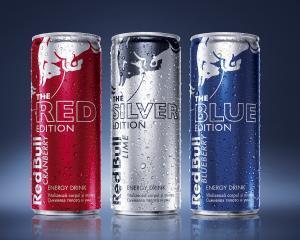 Trei arome noi de la RED BULL