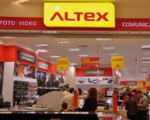ALTEX anunta reduceri de 80% la produsele din oferta primaverii