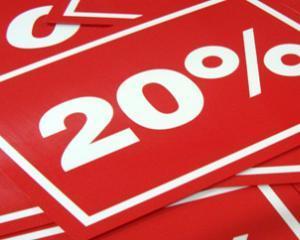 Reduceri de pana la 90%, aplicate de retailerii din sectorul 1