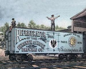 16 ianuarie 1868: a fost patentat vagonul frigorific