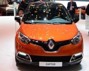 Renault Captur a fost lansat in Romania