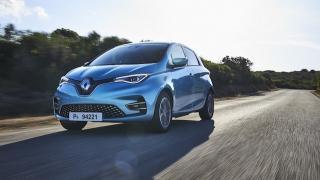 Renault domina piata auto electrica din Romania in 2020