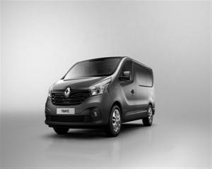Noul Renault Trafic va fi comercializat in 50 de tari