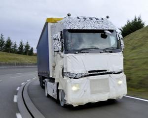 Sigurd Wandel, Director General Renault Trucks: Odata cu innoirea completa a gamei vizam cresterea cotei de piata