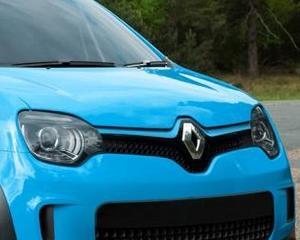 Cum va arata Renault Twingo, versiunea 2014