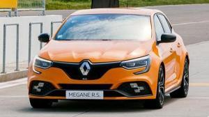 Romanii pot cumpara noul hothatch Renault Megane RS