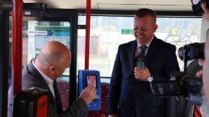 Care este al saselea oras din Romania care introduce plata cu ajutorul cardurilor contactless in mijloacele de transport public