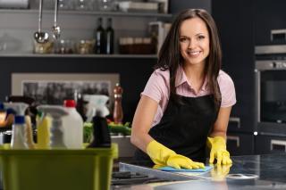 Mentinerea curateniei in bucataria unui restaurant: Beneficii si recomandari de produs