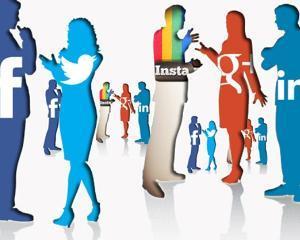 Studiu EY: peste 53% dintre managerii romani au conturi pe retele de socializare. Care e platforma lor preferata