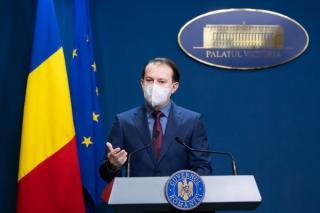 Premierul Florin Citu anunta revenirea la normalitate de la 1 iunie